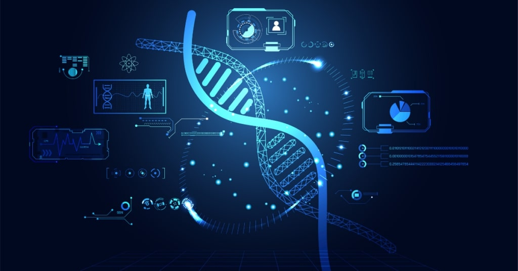 Artificial Intelligence for personalized medicine.
