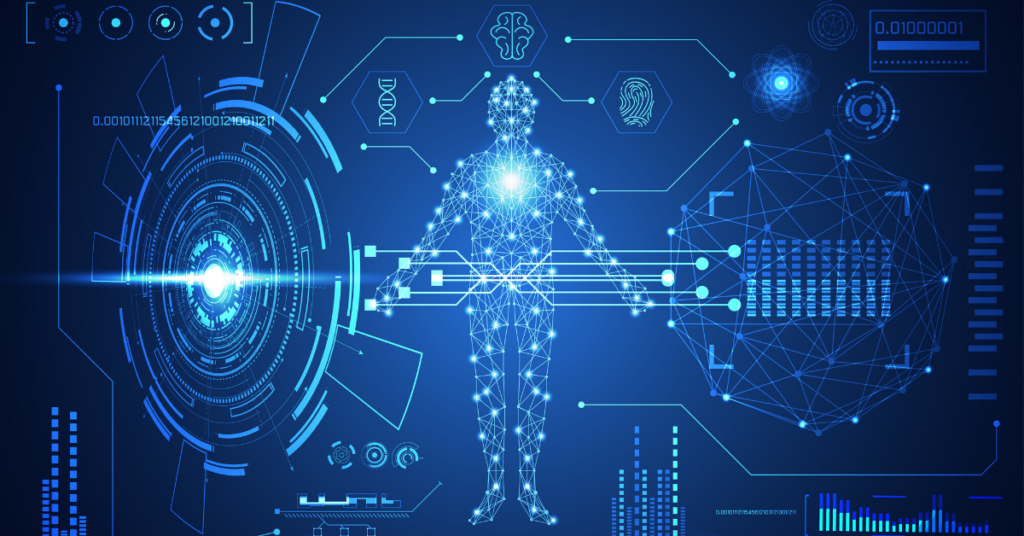 Artificial Intelligence being used in clinical trials.